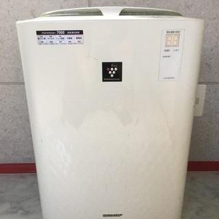 SHARP イオン加湿空気清浄機