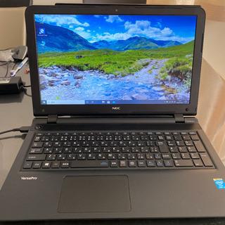 PC-VJ17LFWDK 2015年モデル、office2…