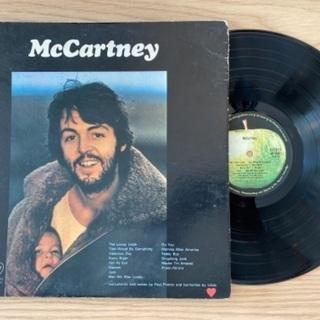 【京都市】レコード ポール・マッカートニー / McCARTNE...
