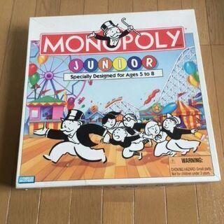 <(再)値下げしました>MONOPOLY (モノポリー)