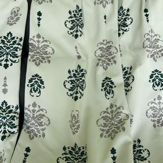 大サイズ一級遮光カーテン2枚セット