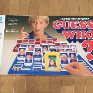 GUESS WHO?ゲーム
