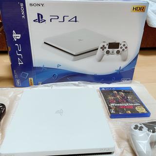 【美品】SONY PlayStation4 本体 ➕ ソフト一本