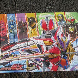 仮面ライダー電王のパズル2点