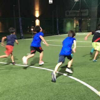 東京練馬区のかけっこ・サッカーフィジカル教室 石原塾