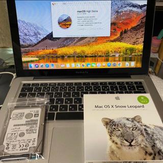MacBook Pro   2010   13インチ