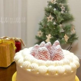 🎂美味して綺麗になれる!クリスマスケーキ教室(ナナアコール)🍰