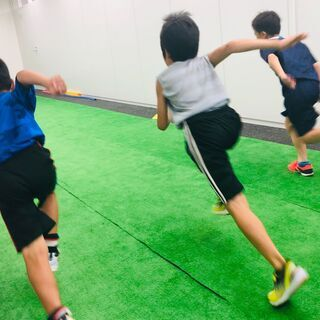 神奈川県横浜かけっこ・サッカーフィジカル教室 石原塾