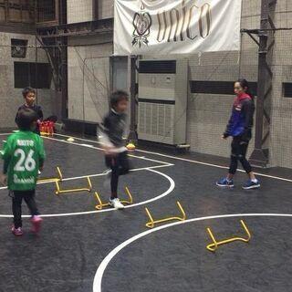 神奈川県横浜中川かけっこ・サッカーフィジカル教室 石原塾