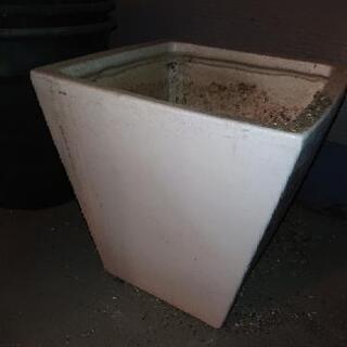 植木鉢二個セット