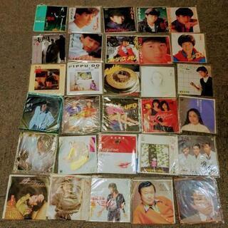 無料 ¥0 差し上げます! 昭和 シングル レコード