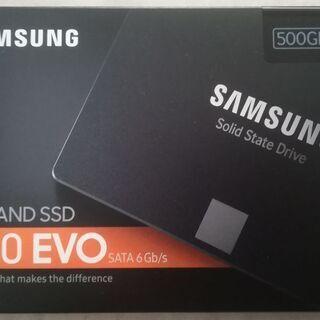 【新品未開封】Samsung SSD 860 EVOシリーズ 5...