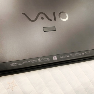 【VAIO 】ノートPC  型番:SVP132A1CN − 東京都