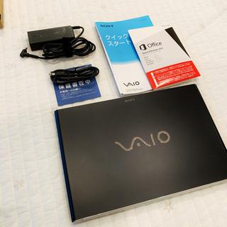 【VAIO 】ノートPC  型番:SVP132A1CNの画像
