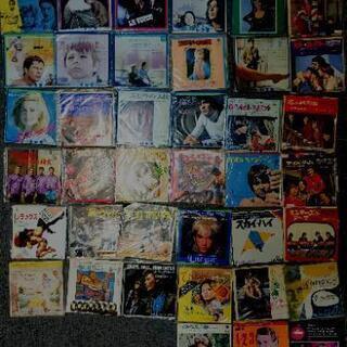 無料 ¥0 差し上げます! 洋楽 シングル レコード