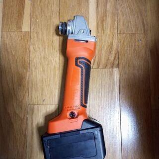 【値下げ】充電式 ディスクグラインダー 21V