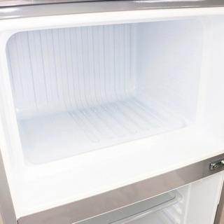 AQUA 冷蔵庫 2ドア 109L 直冷式  - 家電