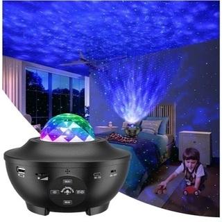 スタープロジェクターライト ベッドサイドランプ 投影ランプ プラ...