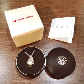 【値下げ致しました!】田崎真珠 TASAKI パールネックレス シルバー 値下げ可能の画像