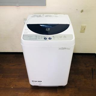 2014年 シャープ4.5kg全自動洗濯機