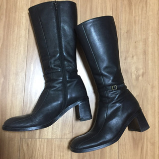 ing  ブーツ 23.0cm