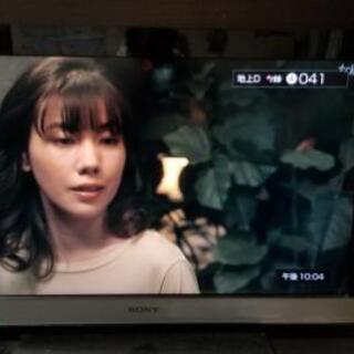 🔵【美品/大幅値下げ⤵️】SHARP/32V型液晶テレビ + D...