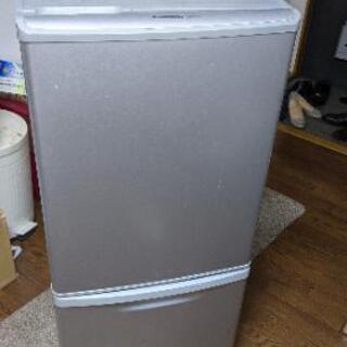 【ネット決済】冷蔵庫 Panasonic NR-B142W 13...