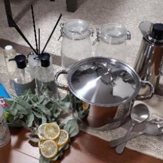 【未使用】鍋や魔法瓶など 無料で差し上げます