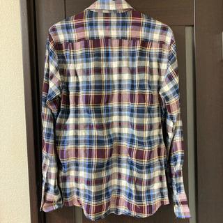 アバクロ!柄シャツ - 服/ファッション