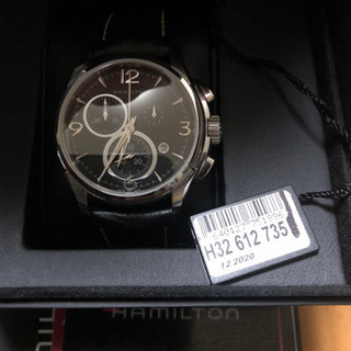 Hamiltonの腕時計