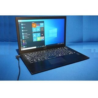 VAIO改Ⅳ Core i5 SSD Win10Pro