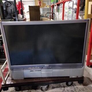 液晶テレビ EPSON 液晶プロジェクションテレビ
