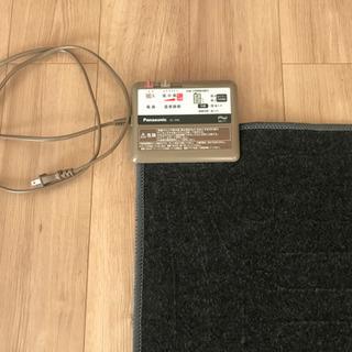 パナソニック製電気カーペット(2畳用)中古※値下げしました!