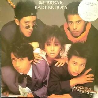 BARBEE BOYSレコード