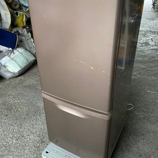 パナソニックノンフロン冷凍冷蔵庫NR-B148W-T形 2015年製