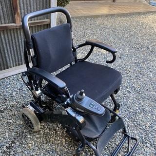【ネット決済】G-wheel 電動車椅子 EW-1