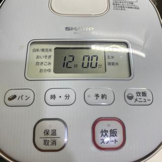 SHARP KS-C5K 炊飯器