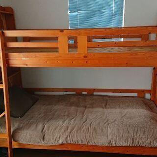 【ネット決済】二段ベッド
