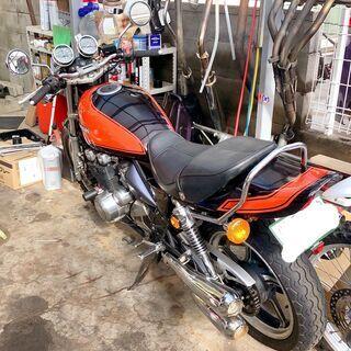 ゼファー 400 ZR400C Z2風 1994年式 50,000km 車検残有り   - バイク