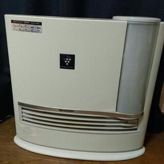 クラズマクラスター7000 空気浄化付き ファンヒーター
