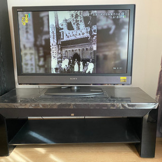 ONKYOテレビ台ピアノブラック仕上げ★スピーカー内蔵5.1ch...