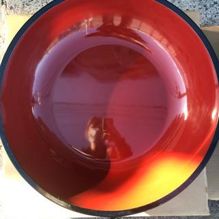 [お取引先決まりました]蕎麦打ち皿の画像