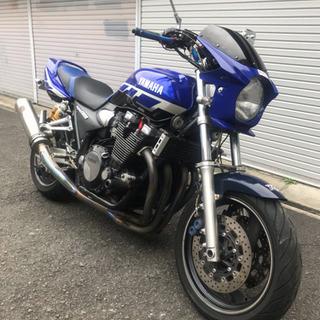 XJR1300 カスタム BC-RP03J