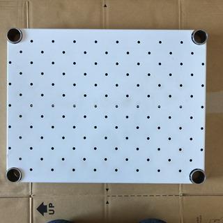 ホームエレクター パンチングシェルフ35cm×45cmの画像