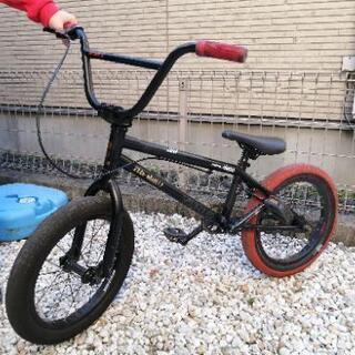 BMX VERDE16インチ 子供用