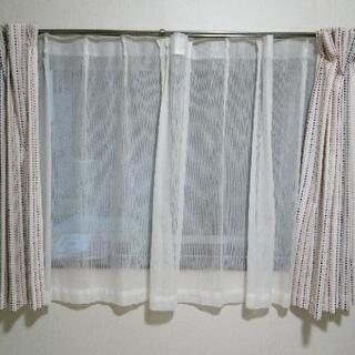 半窓カーテンセット