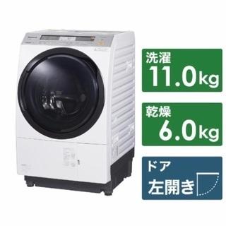 【ネット決済・配送可】Panasonic ドラム式洗濯乾燥機 大...