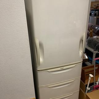 SHARP両開き冷蔵庫