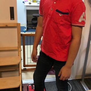 アルマーニの子供服ポロシャツの画像