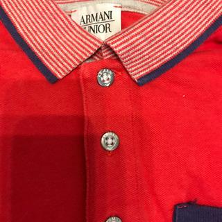 アルマーニの子供服ポロシャツ - 売ります・あげます